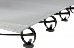 Luxury Lite Cot Coasters, 6 Pack