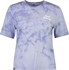 Womens Icon Relaxed Tee Tie Dyed
