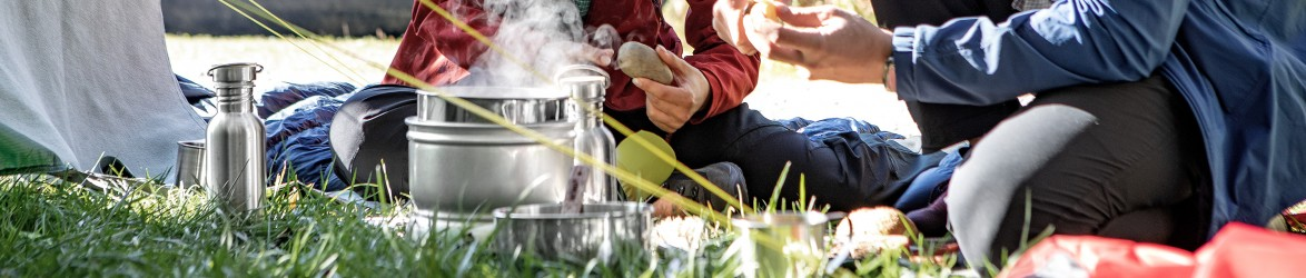 Cookware for Camping & Outdoor